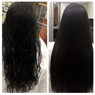 Brazilian Keratin by Anush